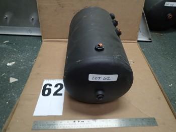 JWP Best Under Pressure MC12 Air Brake Tank Reservoir 9-1/2\