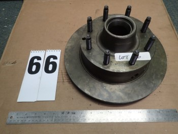 1986 - 1994 Ford F350 Brake Rotor and Hub Assembly Dayton NOS New Old Stock