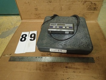 Pelouze 4010 Digital Scale 150lbs Capacity