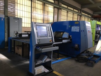 2013 Prima Power E5 Turret Punch Press
