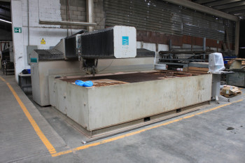 2006 Flow IFB6012 Dynamic Waterjet