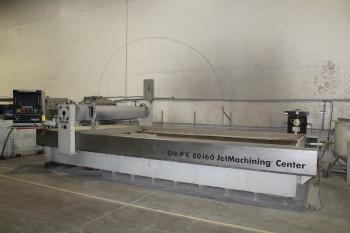 2003 Omax 80160 Waterjet