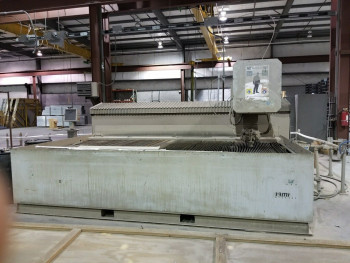 2008 Flow IFB6012 Dynamic Waterjet