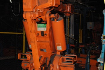 10 Count of --   ABB IRB 6400 Industrial Robots with Welder