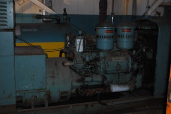 Penisular Generator Set with Simplex Controller, Diesel, 6 cyl