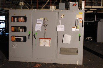 Electrical Conrtrol Panel