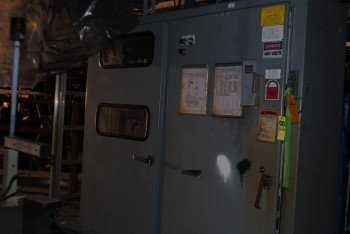Electrical Conrtrol Panel with 15 kva Transformer