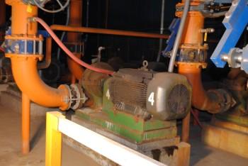 Motor 200 HP, 460 Volts, 232 amps, 60 Hz, mdl CTAC