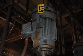 Westinghouse Motor