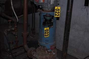 Fairbanks Morris Pump
