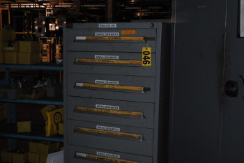 Swagelok Parts Cabinet