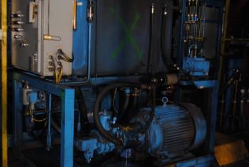 Hydraulic System Hydraulic Unit