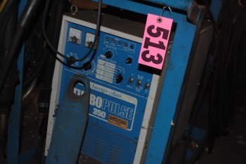 OTC Turbopulse 350 Welder
