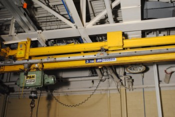 Overhead Electric Crane