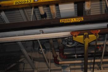 Overhead Freewheeling Overhead Crane