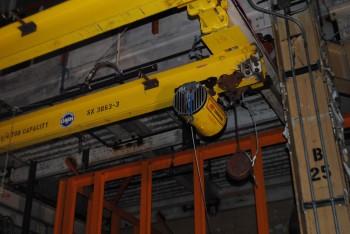 Overhead Freewheeling Crane