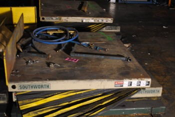 Southworth Lift and Tilt Table