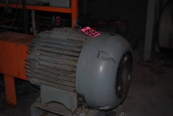 Siemens-Allis Electric Motor