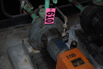 Ingersoll Rand Pump