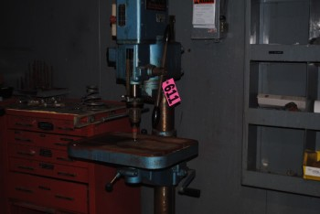 Bridgeport Drill Press