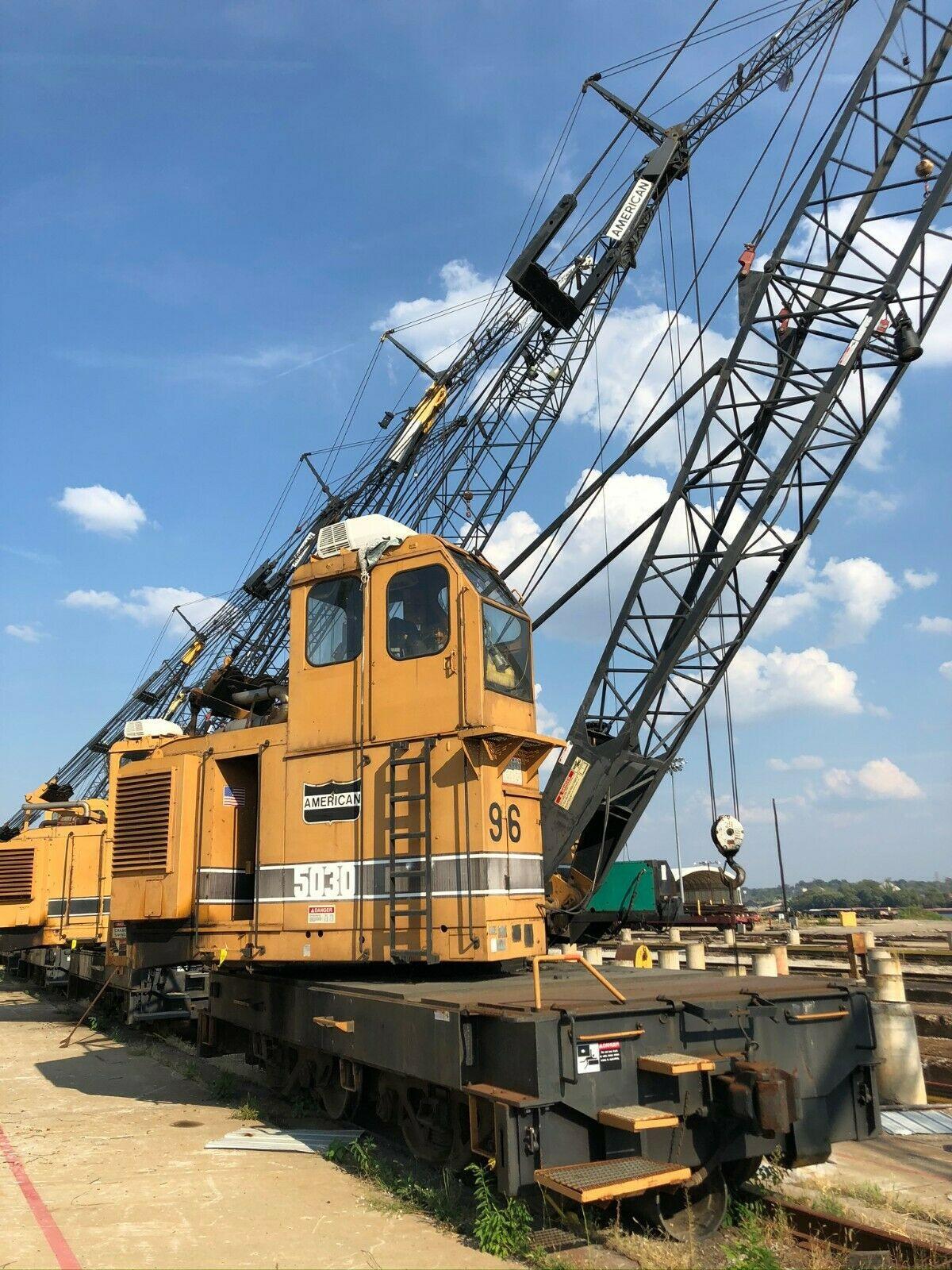 American Crane 5030-DE 60