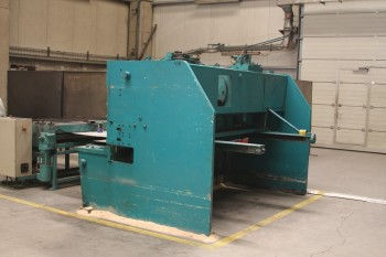 2005 DECOILER WITH VARIABLE SPEED