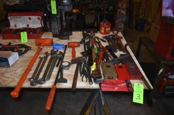 Lot of Misc. Hand Tools