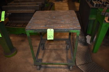 Metal Rolling Table 27