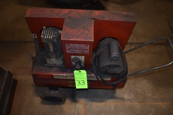 SMC Portable shop Air Compressor