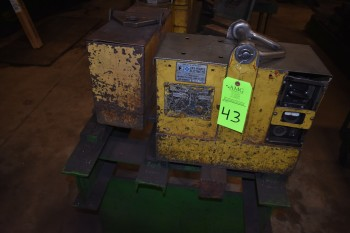 Lot of (3) Heavy Duty Magnetic Lifts