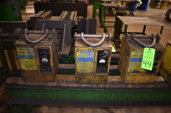 Lot of (3) Magnetic Lifts
