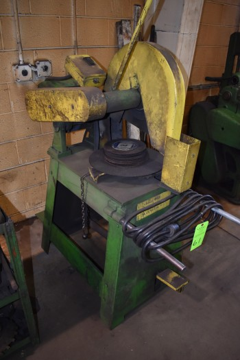Kalamazoo Portable  metal Chop Saw