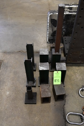 Various Steel Risers
