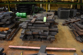 Lot of Steel Scrap
