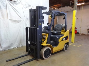 2012 CATERPILLAR 2C5000 FORKLIFT