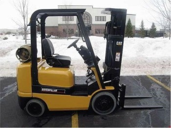 2003 CATERPILLAR GC20K FORKLIFT