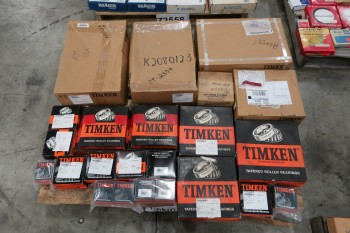 1 PALLET OF ASSORTED TIMKIN BEARINGS