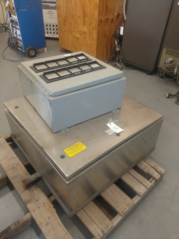 Caustic Delivery System Junction Box, JBX-CRS 200