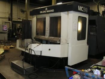 MAKINO MC 98 CNC HMC