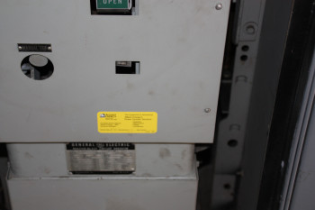 Primary Substation and Switches, GE Magne Blast Circuit Breakers, Qty 11