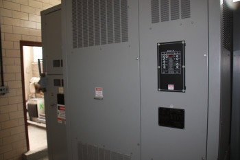 Primary Substation and Switches, Qty 2, 2 ABB Transformers NEMA