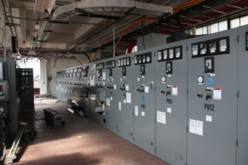 Primary Substation and Switches, ITE Circuit Breakers, Type: 15 HK,  QTY 19