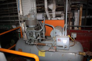 Air Compressor, 75 Gal
