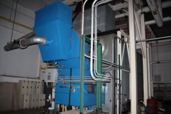 English Boiler, Model 80-SLG-250 (Powerhouse), SN 24 023