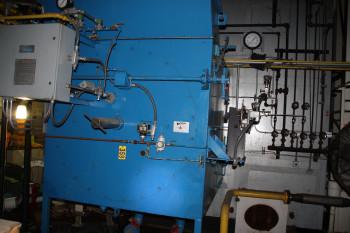 English Boiler, Model 80-SLG-250 (Powerhouse)
