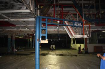 Gorbel Jib Crane, 150 lbs Capacity