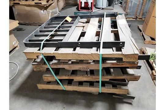 """Forklift Load Back Rest 36x42"""" (Lot of 5)"""