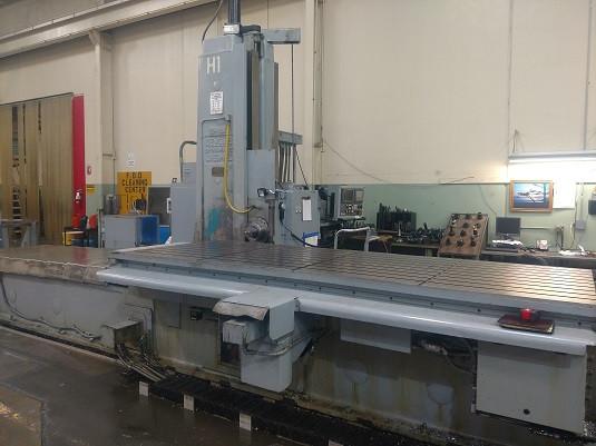 DeVlieg 5H 144 CNC Jig Mill